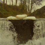 floodsax derive absorbe et arrete l'eau des rivieres des torrents