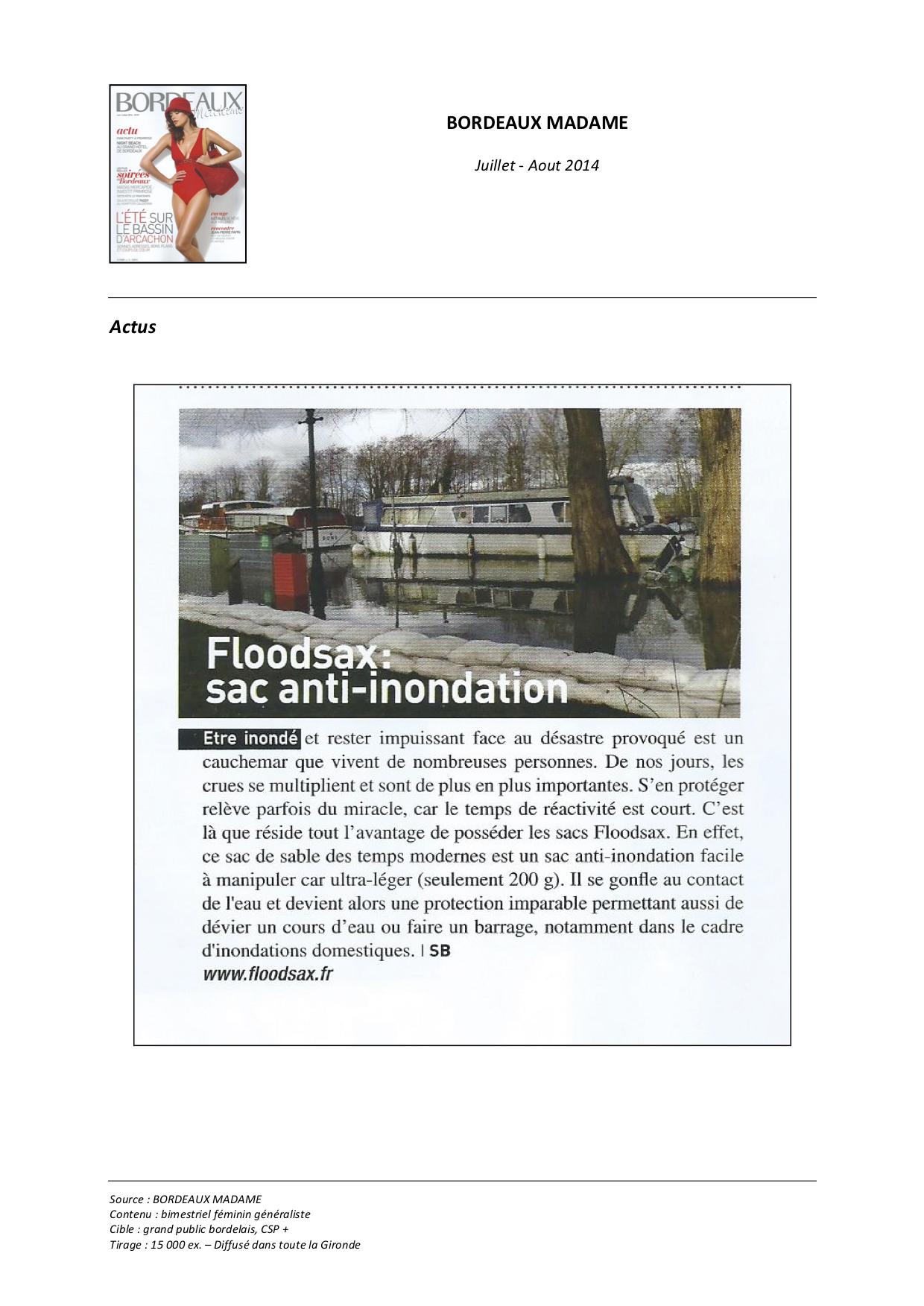 Se protéger contre les inondations