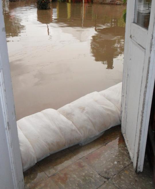 Sacs anti-inondations Floodsax